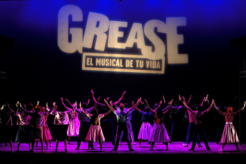FOTO GREASE SHOW