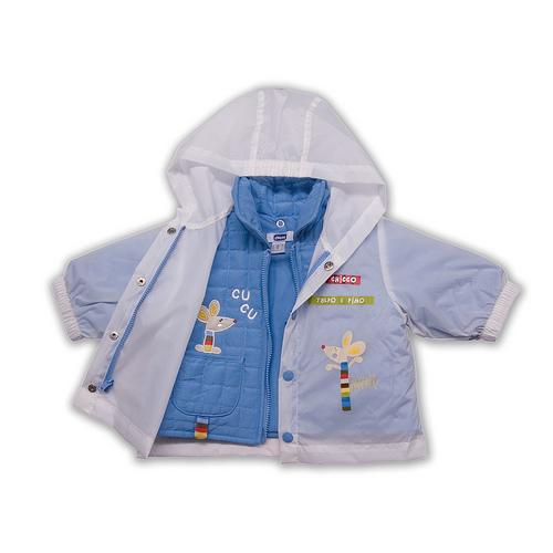 chaqueta + chubasquero