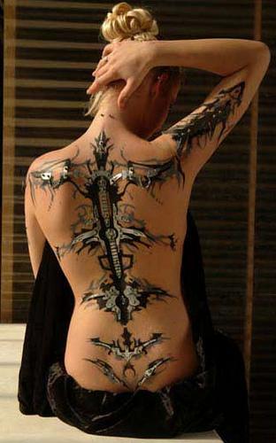 Juegos De Hacer Tatuajes Y Piercings Para Hombres Sfb
