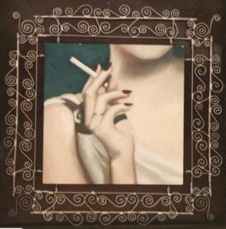 fumando este si