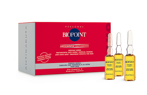 Tratamiento Anticaída Especial Hombre de Biopoint
