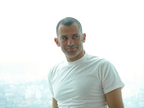 portrait Arik Levy