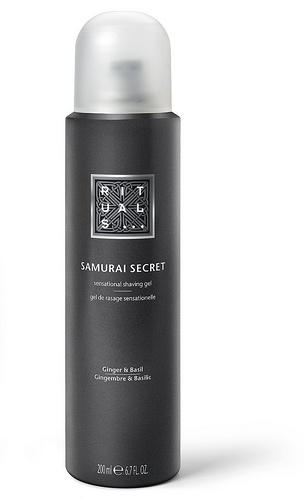 rituals afeitado Samurai Secret Sensational Shaving Gel