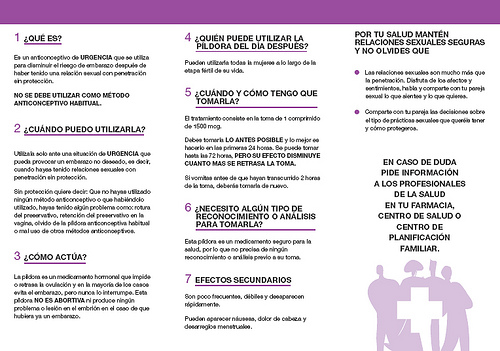 folleto carab