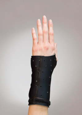 thermoformable_wrist_brace
