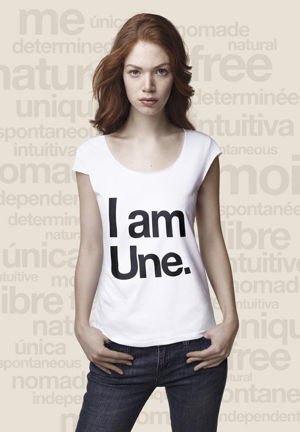 UNE_I am Une