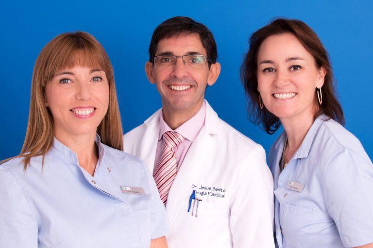 Equipo Cirujanos Plasticos Antiaging Group Barcelona 768x512