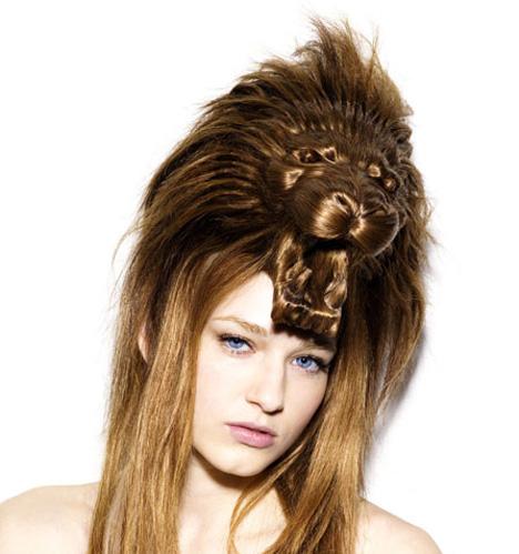 El medio de la electrización de los cabello las revocaciones