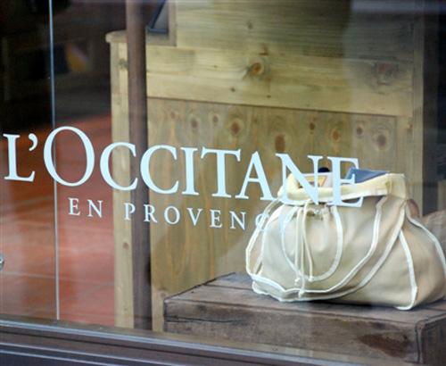 ESCAPARATE-L'OCCITANE