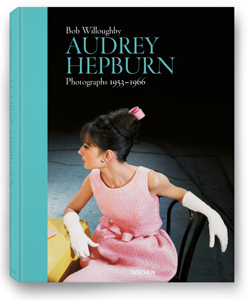 Audrey Hepburn vista por Bob Willoughby, una edición