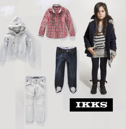 Ikks-Kid-niña