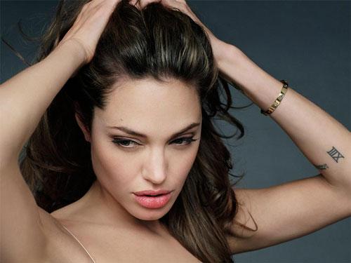 Angelina-hair