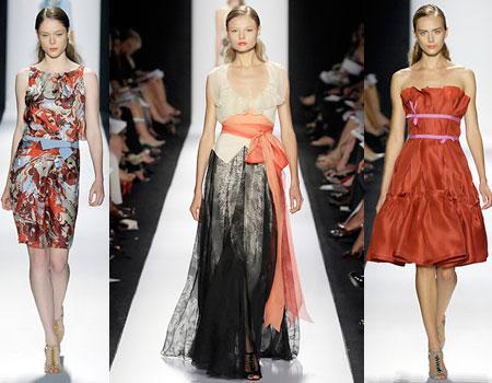 carolina herrera 2011 vestidos