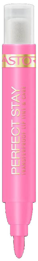 ASTOR Perfect stay lip tint 100
