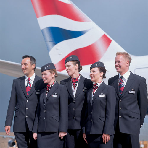 Uniformes-British-Airways