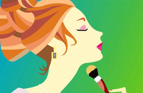 Woman-make-up