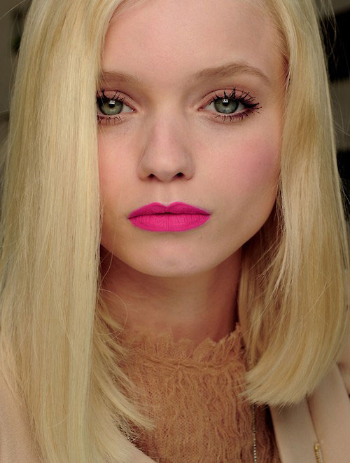 Fucsia-lips