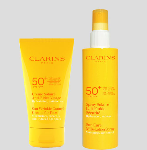 Solares-Clarins