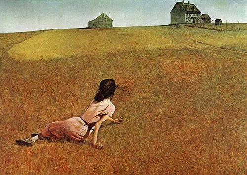 Pintura de Andrew Wyeth