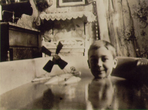 Auto-retrato de Jacques Henri Lartigue