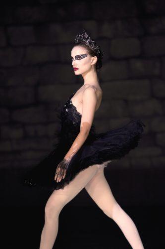 maquillaje cisne negro pelicula