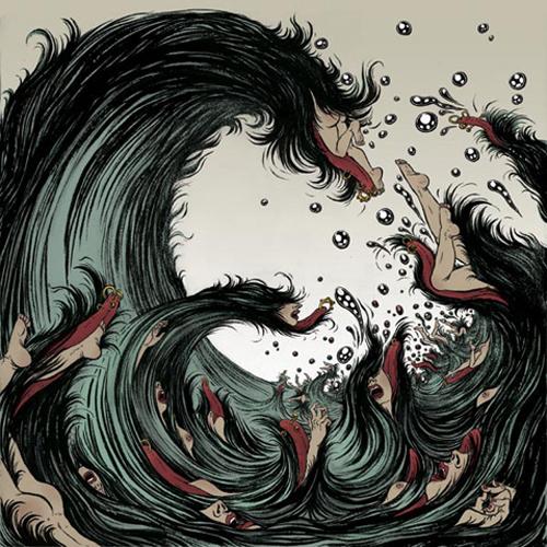 Ilustración del artista japonés Yuko Shimizu