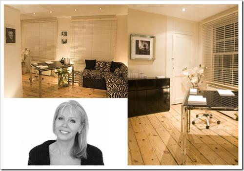 Linda Meredith y su salón