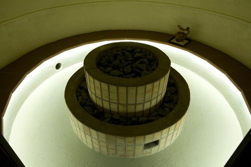 Temazcal-Interior