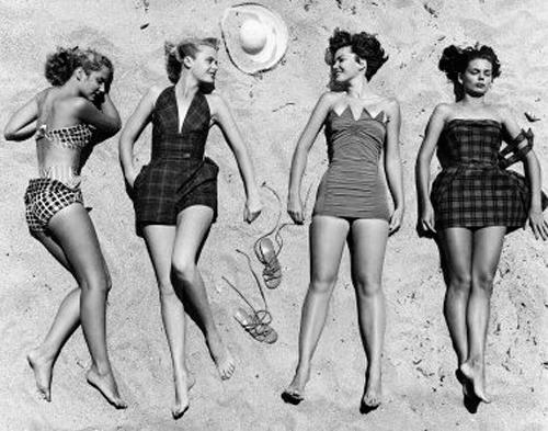 Mujeres-tomando-el-sol
