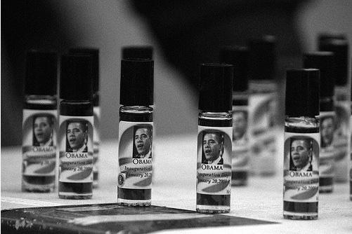 Obama-Perfume