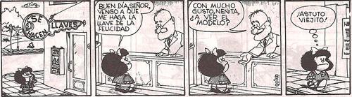 Mafalda-llave-de-la-felicidad
