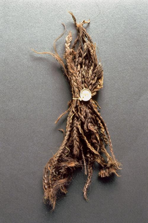 10_trenzas_de_cabello_museo_egipcio_de_florencia