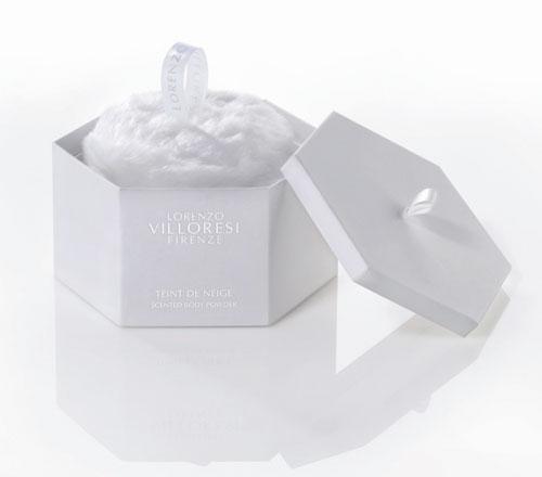Polvos perfumados de Lorenzo Villoresi