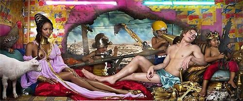 """""""Venus y Marte"""", de David LaChapelle"""