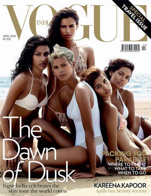 Vogue India abril 2010