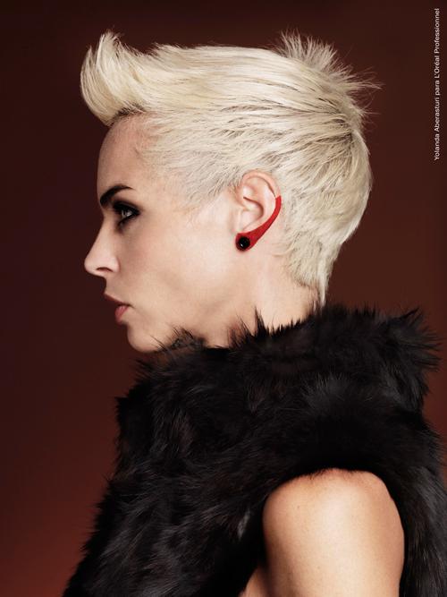 Yolanda Aberasturi - Imagen cortesía de L'Oréal
