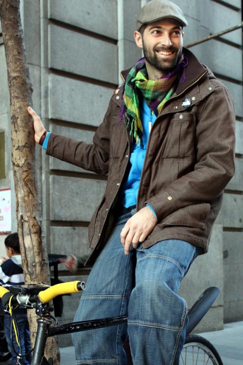 bicicleta estilo