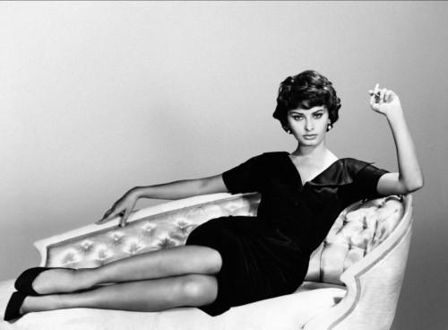 Sofía Loren La Diva Italiana Cumplirá 78 Años En 2012 Homenaje A