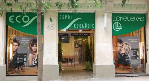 fachada espacio ecologico llongueras