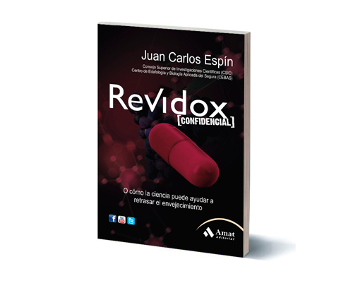 """imagen libro """"Revidox confidencial"""""""