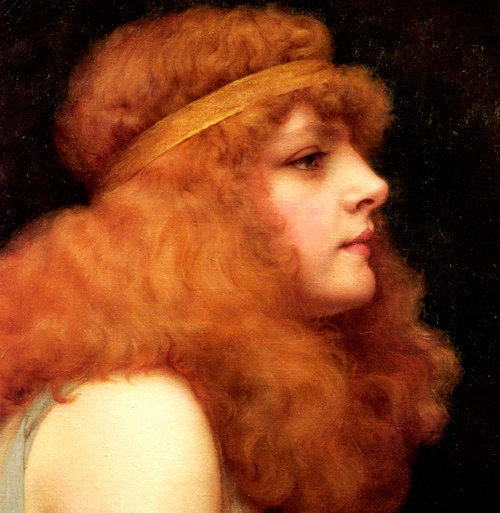 Cuadro de John William Godward