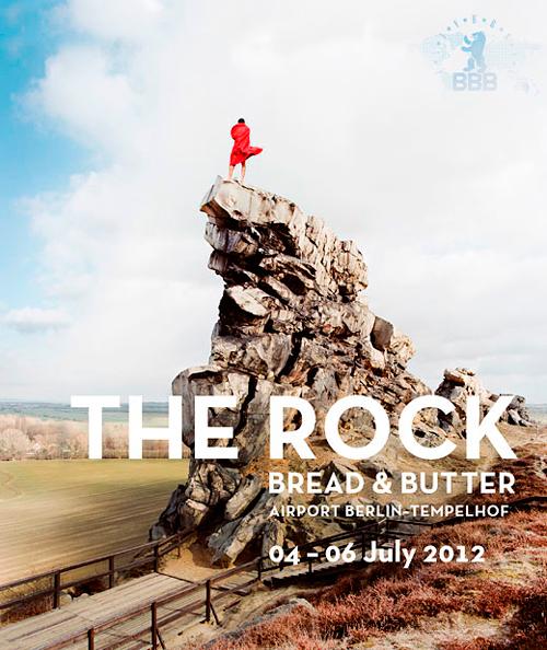 Cartel oficial de Bread & Butter