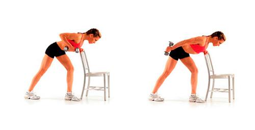 Imagen del ejercicio 1 para fortalecer los brazos