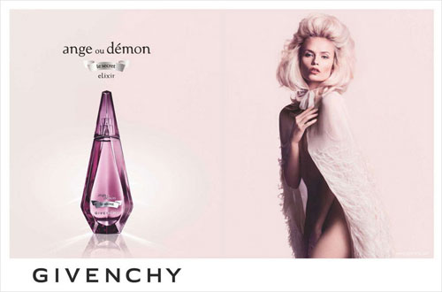 natasha poly givenchy ange ou demon le secret elixir