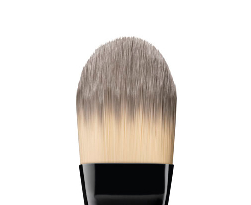 Imagen de la brocha para la base de maquillaje