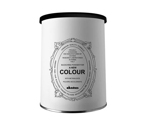 A New Color de Davines