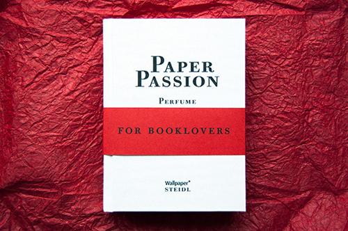Paper Passion libro cerrado