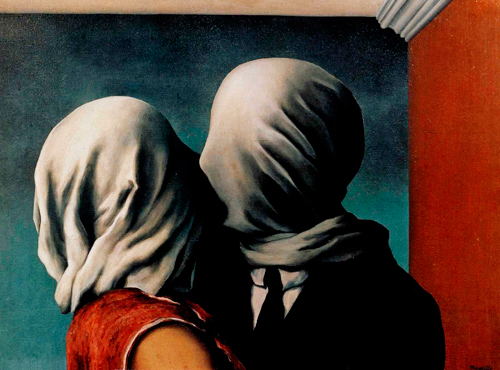 magritte amantes