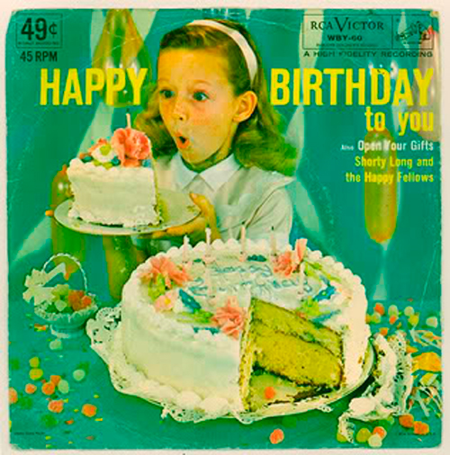 portada disco happy birthday