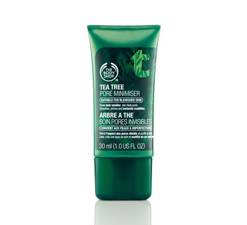 Minimizador de poros de The Body Shop